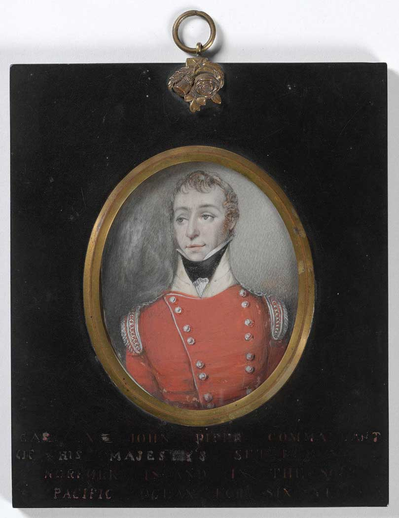 Portrait from the State Library of NSW collection